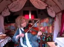 Bríd Harper with Strathspey and Reel by Tommy Peoples for Gypsy Wagon TV