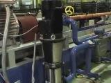 Универсальный стенд испытания секций электроцентробежных насосов (ЭЦН), электр ...