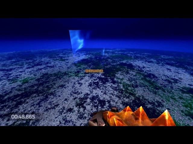 Quake 3 Defrag: Control and Beyond (2017)