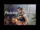 "Photoshop Speed Art   ""Lara Croft"""