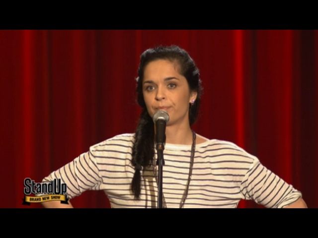 Stand Up Юля Ахмедова - Расстались по СМС из сериала STAND UP видео о...