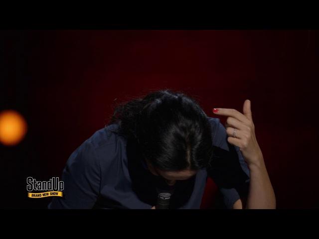 Stand Up Юля Ахмедова - Взросление из сериала STAND UP видео .