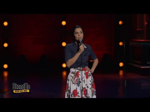Stand Up Юля Ахмедова - Седина для женщины не признак сексуальности из сериала STAND UP ...