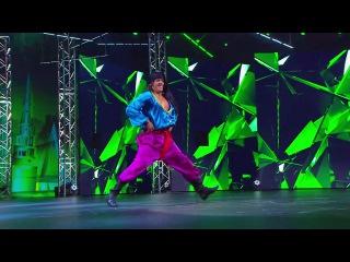 Танцы: Иван Митракович (Chunky Nelson - Lucky Geezer) (сезон 3, серия 7)