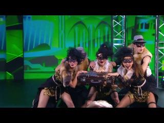 Танцы: Танцевальное шоу «Daviance» (Parov Stelar - Catgroove) (сезон 3, серия 7)