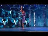 Танцы: Анна Рудик (Ирина Билык - Мир не знает) (сезон 3, серия 7)