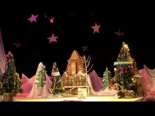 Новогодний переполох - новогодняя сказка 2016 (Межгорье Юго-Западный)