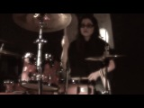 Maria Alexeeva - Steady As She Goes (The Raconteurs' drum cover) - concert version