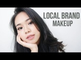 Full Face Indonesia Local Brand Makeup &amp Review  Eng Sub