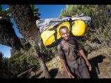 Килиманджаро - день 1 Выходим на маршрут Machame. Африканцы шокируют своим сервисом ...