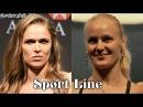 Ronda Rousey vs Valentina Shevchenko 2016 •Strength!•