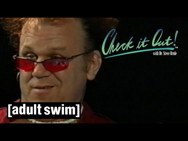 3 Season One Interviews | Check It Out! with Dr. Steve Brule | Adult Swim