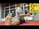 Урок растяжки для бойца зачем шпагат для ударов ногами Андрей Басынин о растяжке в единоборствах