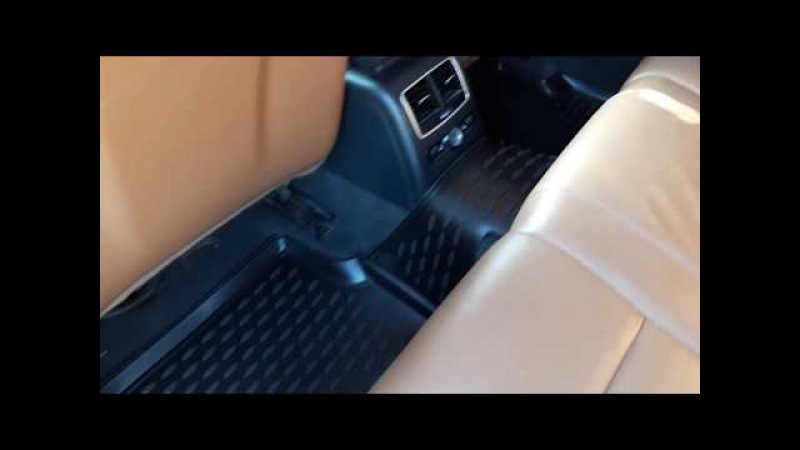 АВ-АКС.РУ: Коврики в салон Audi A6 с 2004 по 2011, Novline-Autofamily арт. NLC.04.08.210