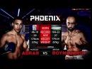 Morgan Adrar vs Anvar Boynazarov Full Fight Muay Thai Phoenix 1