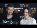 MCM London 2017 - Luke Mitchell, Rebecca Breeds (Agents of SHIELD, Blindspot, The Originals)