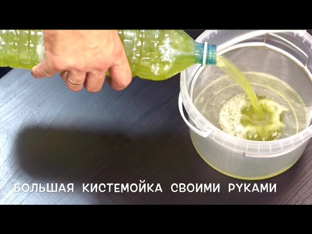 Как мыть кисти. Живопись маслом. Oil painting. English subtitles
