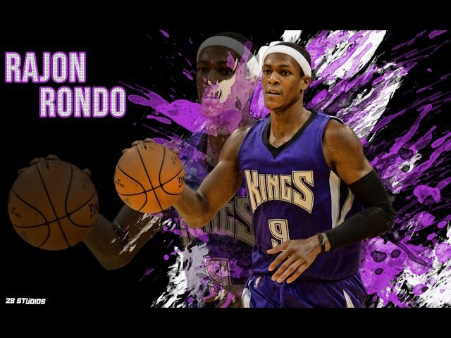 Rajon rondo Mr. assist mix- Can't hold us (HD)