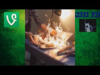 Top Magic Zach King Tricks Collection 2016\ VINE The Best Magic Trick Ever, Зак Кинг Король Монтажа