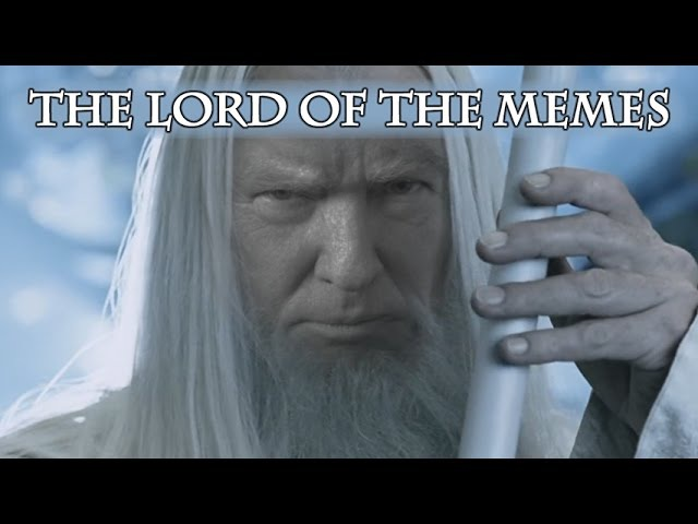 The Lord of the Memes: Donald Trump Makes Middle Earth Great Again