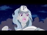 DC Super Hero Girls (Clip) | Platinum | Intergalactic Games
