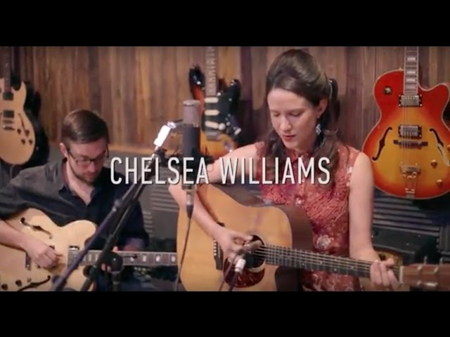 Tango Till They're Sore - Chelsea Williams (Tom Waits cover)
