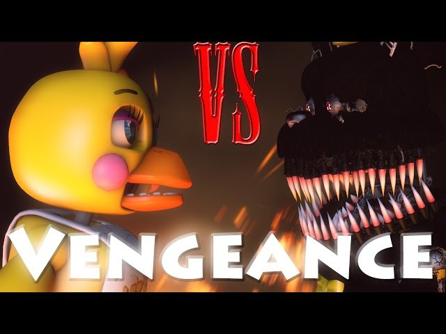 [SFM] [FNaF] Vengeance ( The Greatest Show Unearthed by Creature Feature)