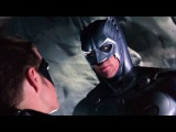Batman and Robin are sent to rescue Dr. Meridian Batman Forever