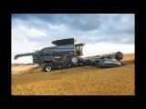New Fendt IDEAL Dual Helix Processor IDEALharvest Recolour your harvest TractorLab