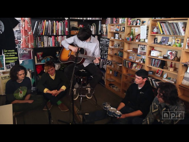 Car Seat Headrest - Sober To Death (Live at NPR Music Tiny Desk Concert, 08.02.2016)