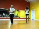 Tanja La Alemana & Jorgie Ataca   Bachata   музыка Extreme   Te Extrano