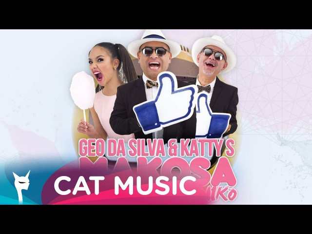 Geo Da Silva Katty S. feat. Niko - MAKOSA (Official Video)