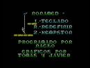 Игра Nonamed - часть 01/15 (Sinclair ZX Spectrum 48K, 1987)