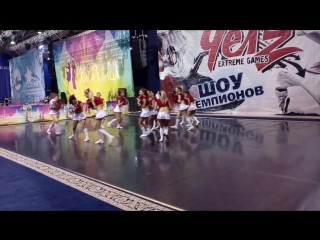 Freestyle pom Team Adults ЭПИcentr