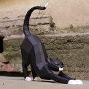 Полигональный Питерский кот!