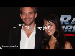 Paul walker  jordana brewster - i will return