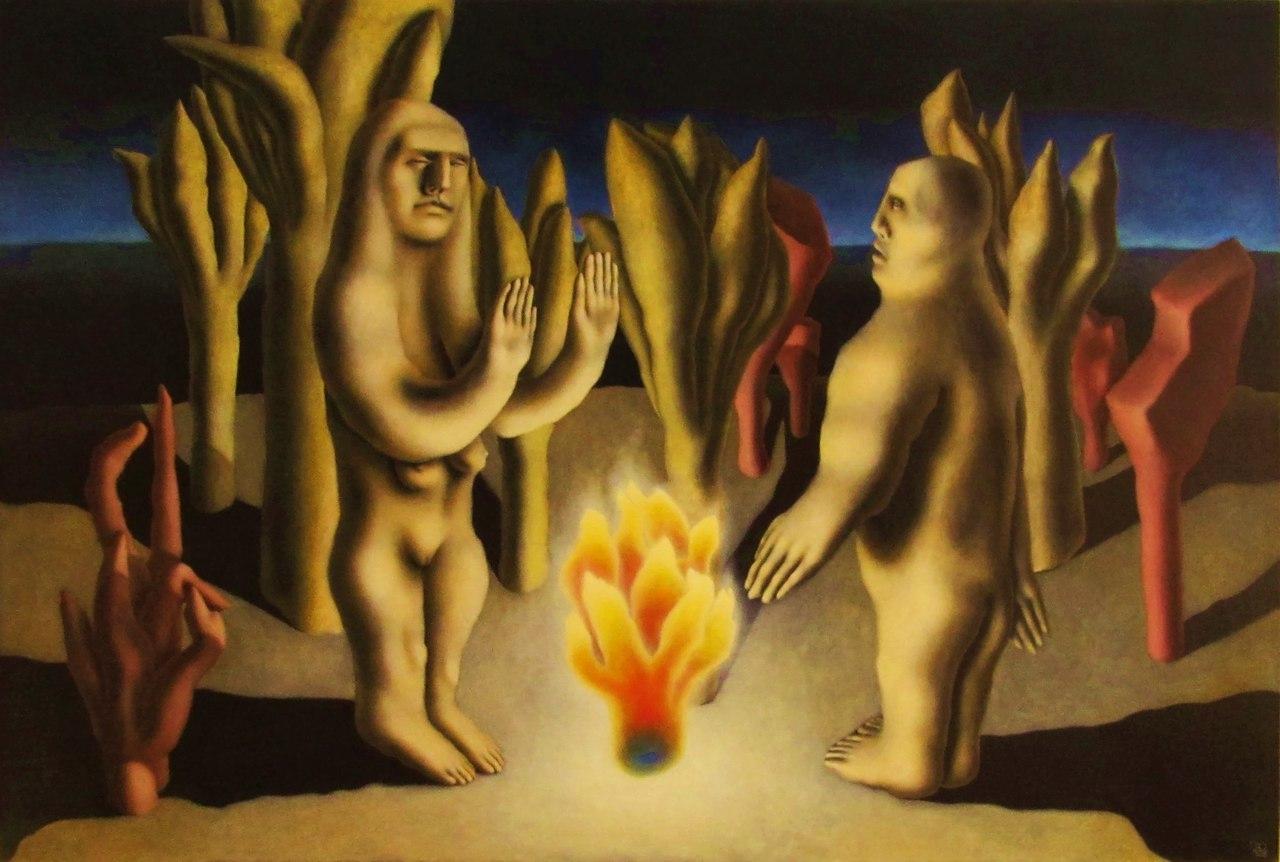 Выставка «LUMEN». LERA LITVINOVA GALLERY