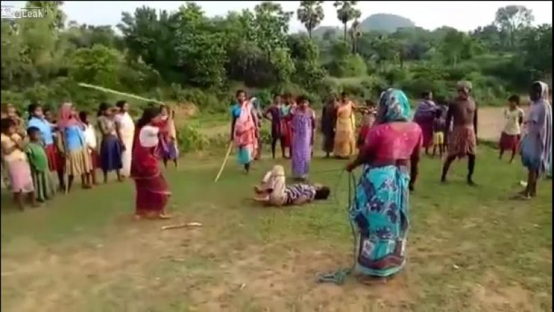 Индия линчевание педофила 18