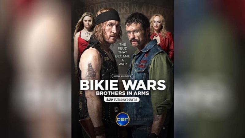 Байкеры Братья по оружию (2012) | Bikie Wars: Brothers in Arms