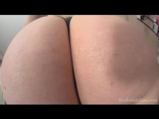 Giantess Velvet Ass
