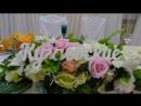 Декор на свадьбу (воздушные шары, наклейки на бутылки, надписи из фанеры)