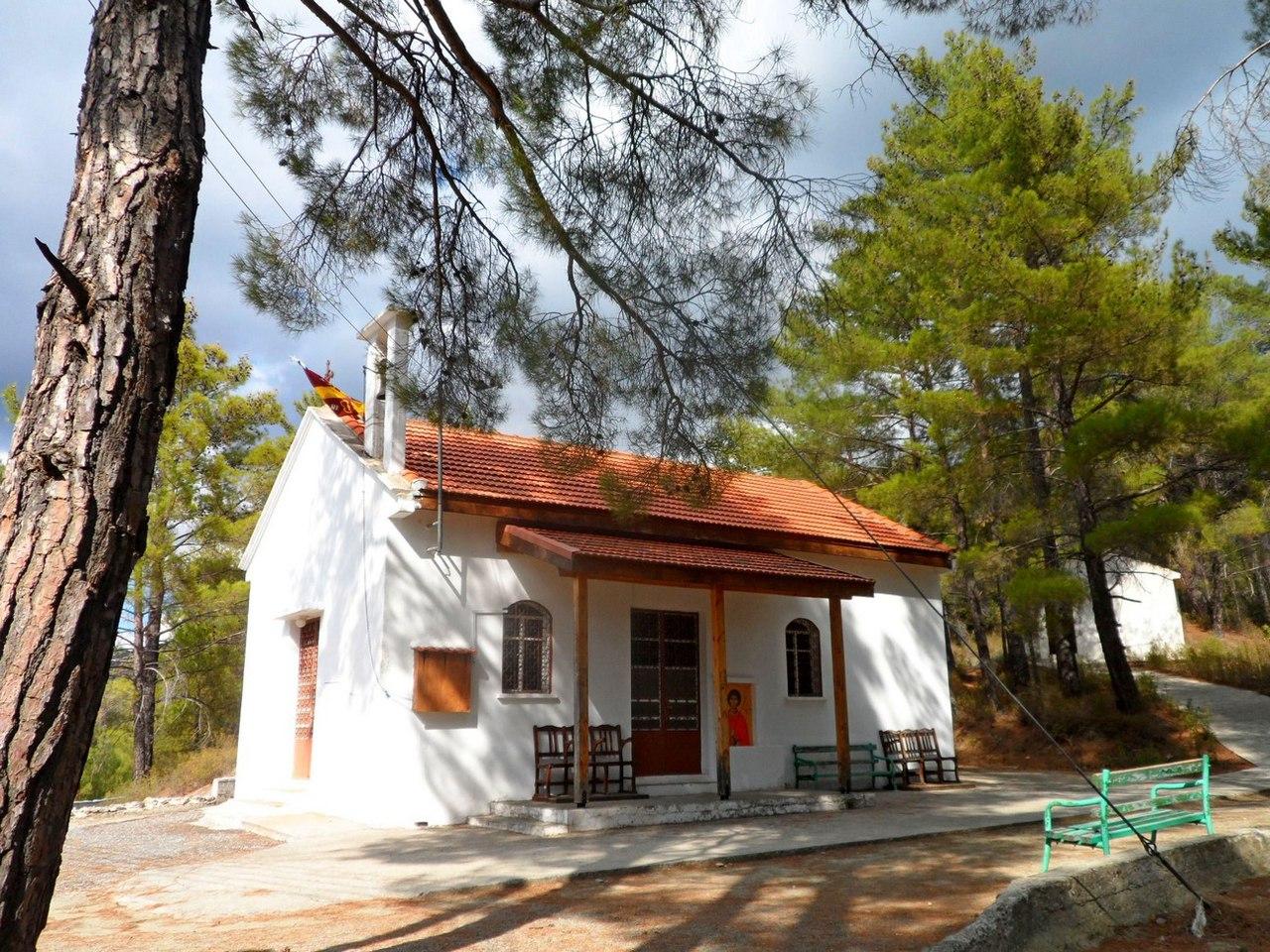 Треккинг по Кипру! Дневник путешествия!