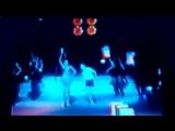Тут мне 6-7 лет) Танцую Ламбаду в паре с Алёной Высоцкой) Её в нашей стране знают все по её хитам) Ну а мы друзья с детства)