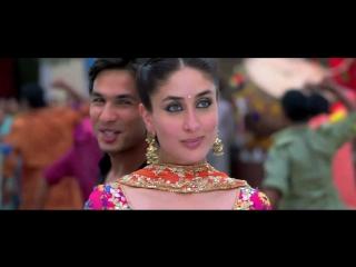 ♫Когда мы встретились / Jab We Met - Nagada * Шахид и Карина Капур (Retro Bollywood)