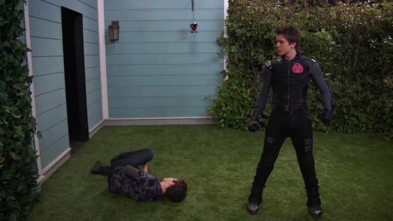 Lab Rats Bionic Showdown 234 235