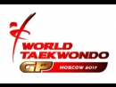 Полуфинал 1. Мужчины до 68 кг Moscow 2017 World Taekwondo Grand Prix Semifinal -68kg Lee Dae Hoon(KOR) vs Ahmad AbuGhaush(JOR)