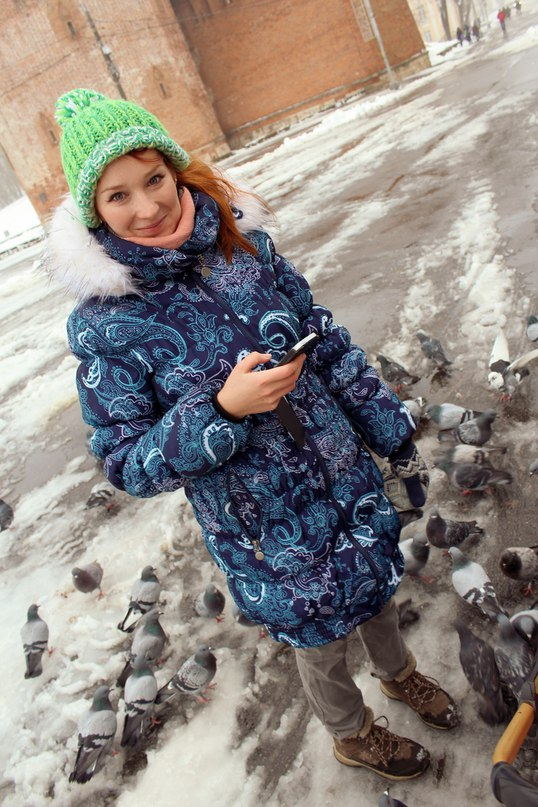 Екатерина Горбунова |