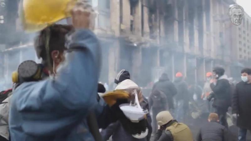 Клип в поддержку ребят из Беркута (Атаман)