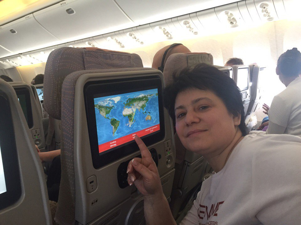Перелет из Дубай в Кейптаун
