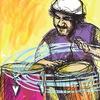 Джембе. Пробный урок в школе Drumtrain.